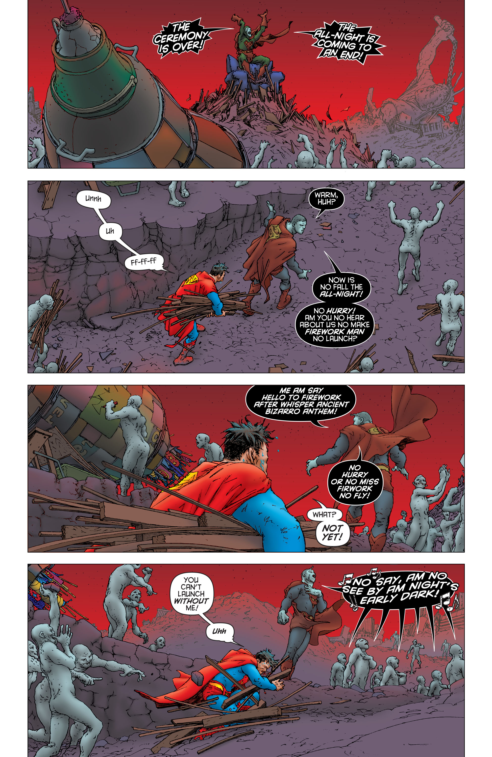 Read online All Star Superman comic -  Issue #8 - 16