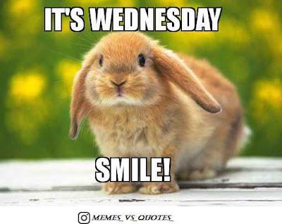 It's Wednesday Smile
