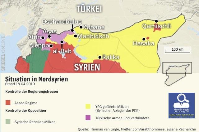 """الكرد في سوريا""""سنقوم بسحب القوات التركية إلى المستنقع"""""""
