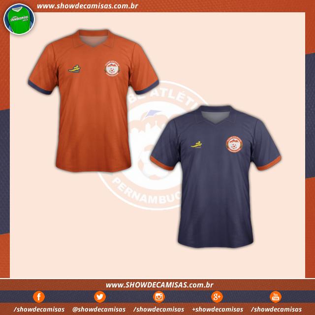 Liswear divulga as novas camisas do Atlético Pernambucano. A fabricante de  material esportivo Liswear apresentou os novos uniformes ... d8a648787d1ce