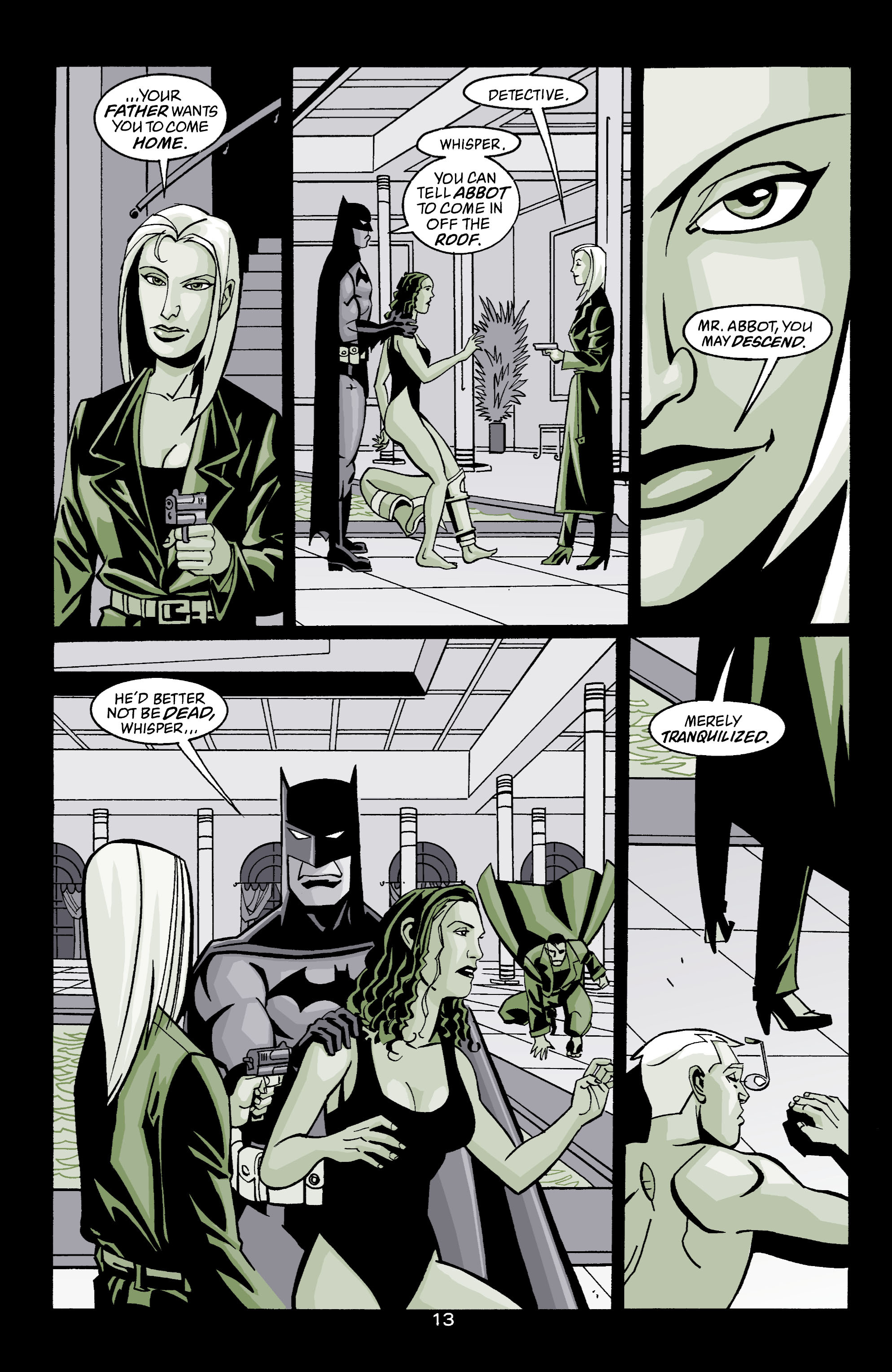 Detective Comics (1937) 750 Page 13