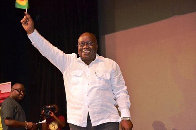Nana Akufo-Addo defeats incumbent president John Mahama in Ghana general elections
