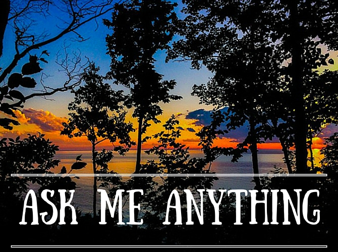 T.O. & fro's Ask Me Anything Series