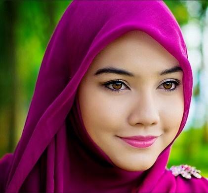 Hijab Cantik Alami