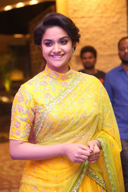 Keerthy suresh latest stills Remo telugu movie audio launch