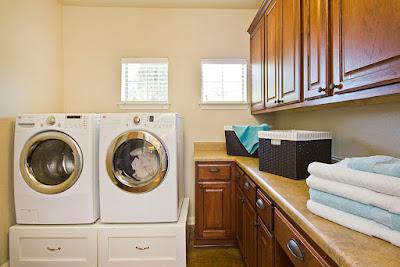 แบบห้องซักรีด