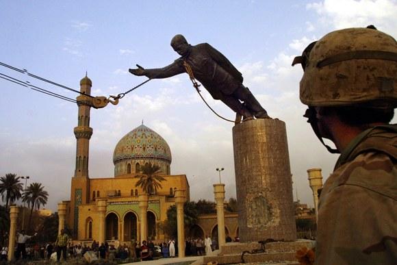 Resultado de imagen de E.E.U.U. NEGOCIA LA VUELTA AL PODER EN IRAQ DE LOS FIELES A SADDAM HUSSEIN