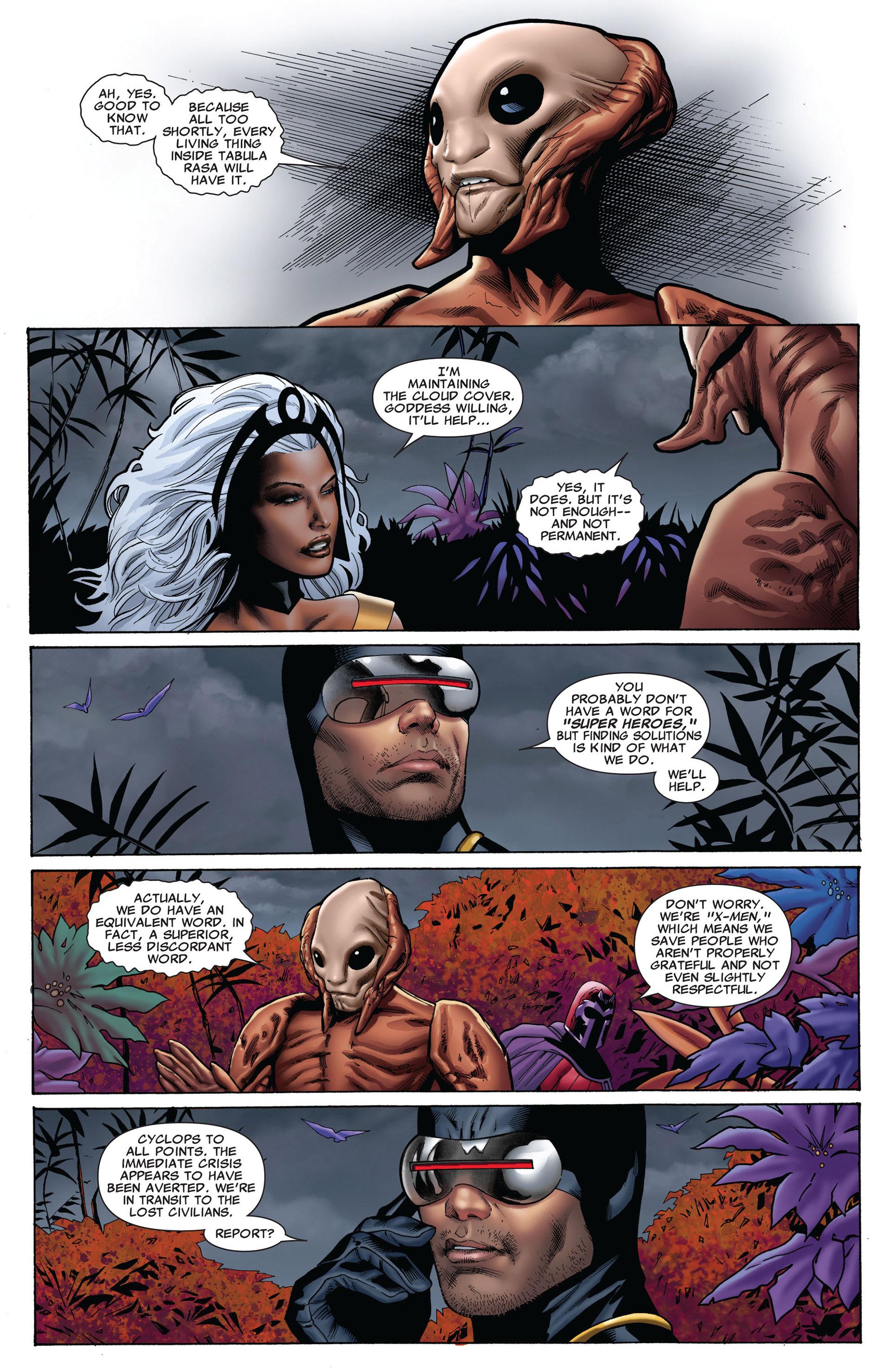 Read online Uncanny X-Men (2012) comic -  Issue #8 - 4