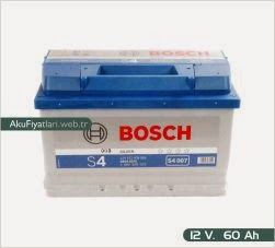 bosch akü fiyatları online satış sitesi bayileri