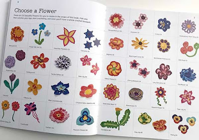 Choose a Flower - Crochet Flowers Step-by-Step