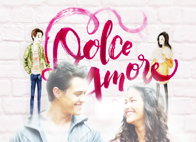 Dolce Amore lizquen fanmade