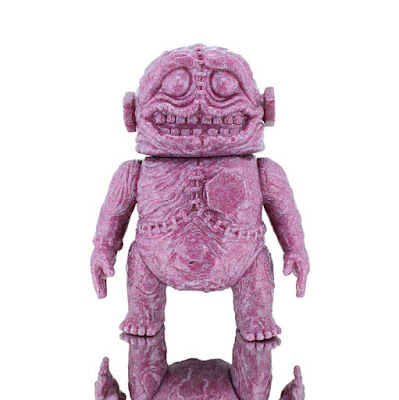Five Points Festival Exclusive Masterwork Cadaver Kid Vinyl Figure by Splurrt x Clutter
