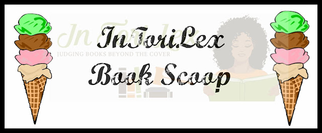 InToriLex, Weekly Feature, Book Scoop, Book News