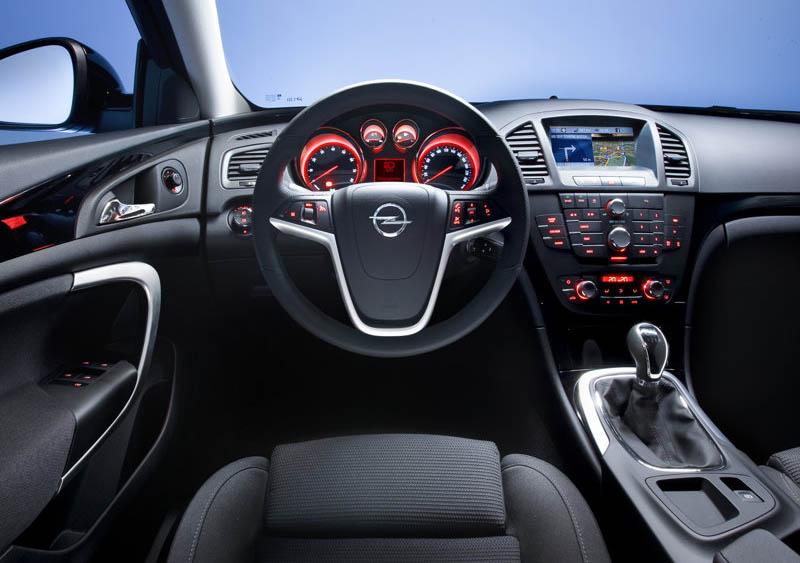 Mercedes Benz Devon >> Opel Insignia Sports Tourer, 2010