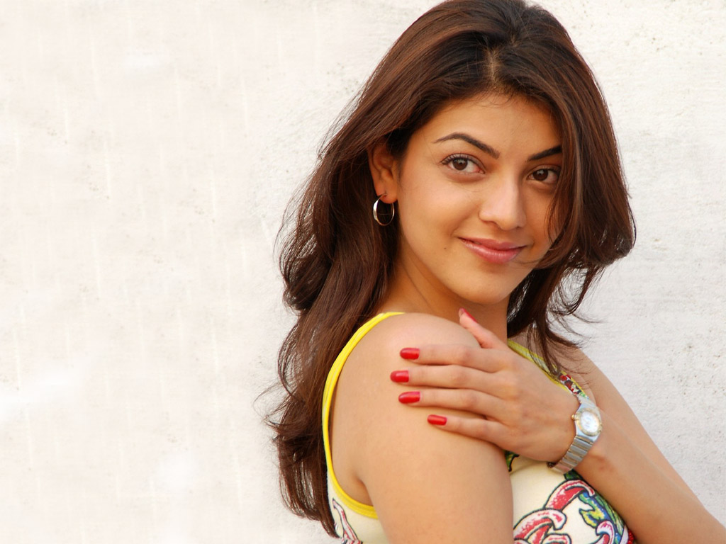 All HD Wallpapers (Actress): Kajal Agarwal Wallpaper-2