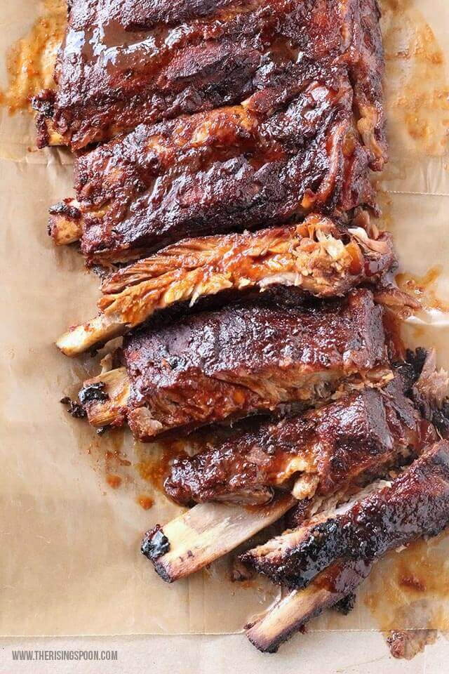 Top 10 Most Popular Recipes On The Rising Spoon in 2016: Crock-Pot BBQ Ribs