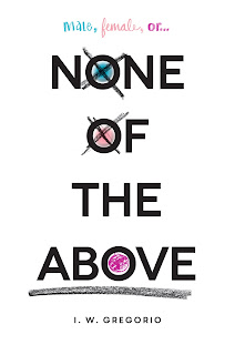 None of the Above cover
