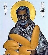Saint Benedict the African
