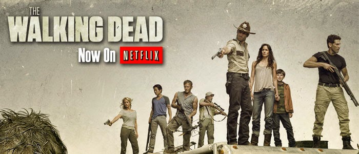 The Walking Dead Now On Netflix