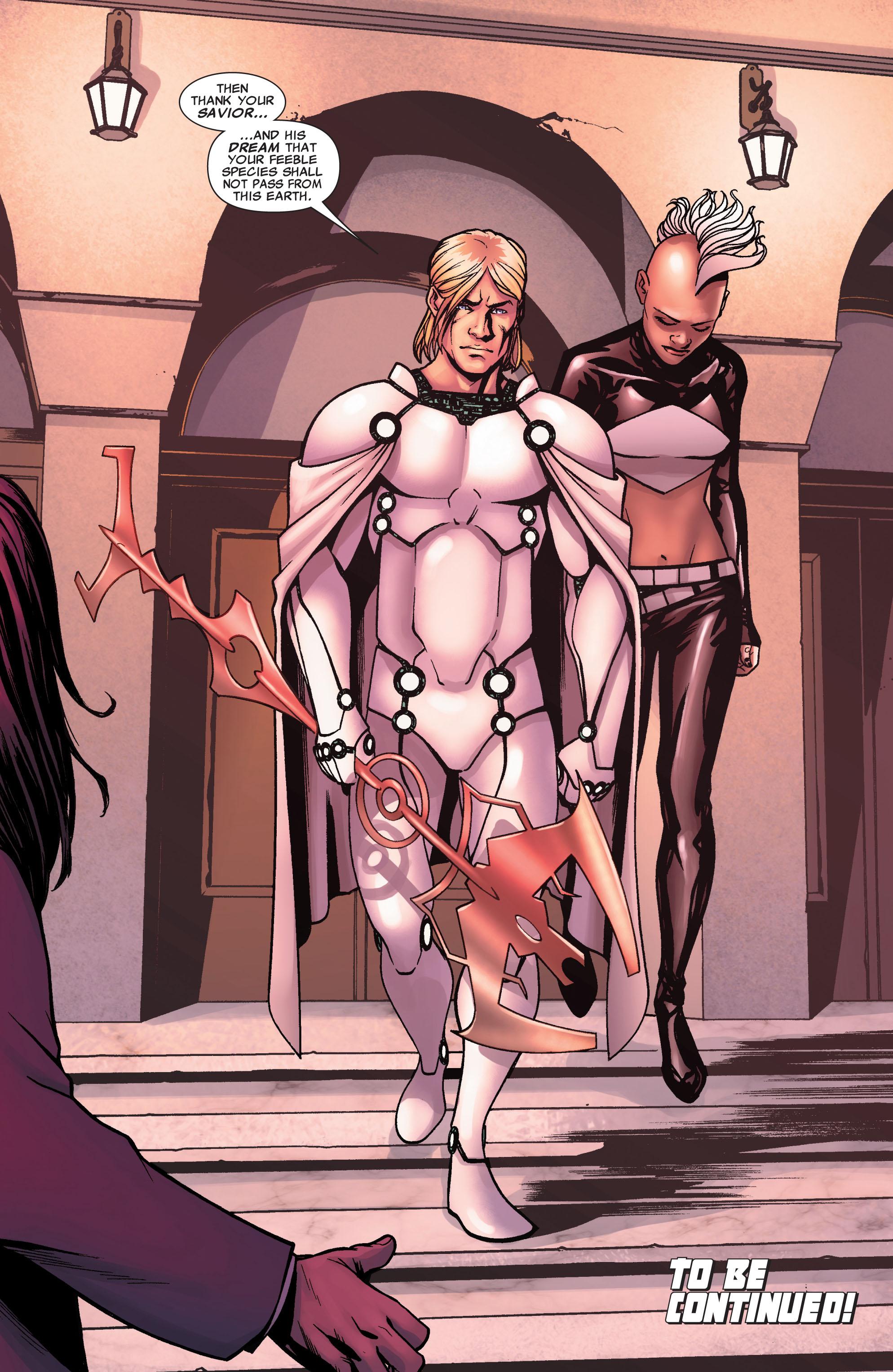 Read online Astonishing X-Men (2004) comic -  Issue #44 - 22