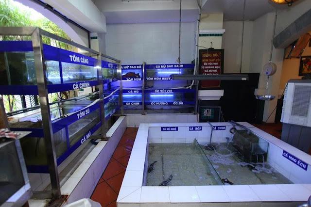 Muốn hồ nuôi hải sản tiêu chuẩn nên quan tâm những quy định gì?
