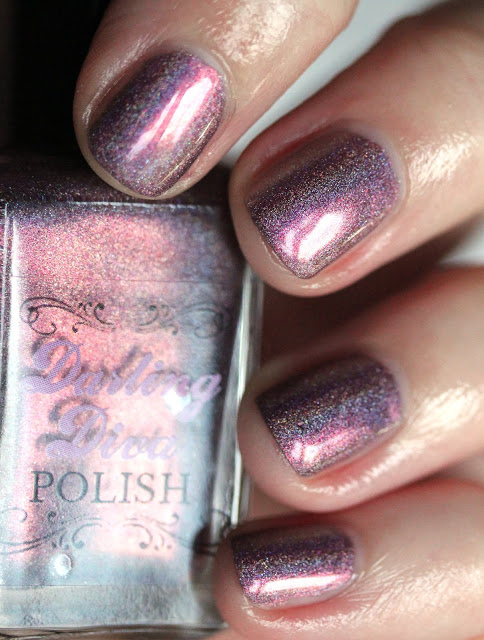 Darling Diva Krasivaya swatch by Streets Ahead Style