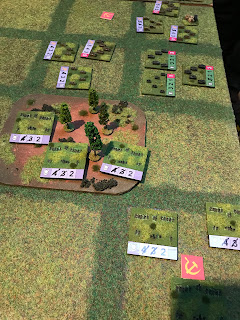 German infantry take the last objective whilst Soviet armour is surrounded