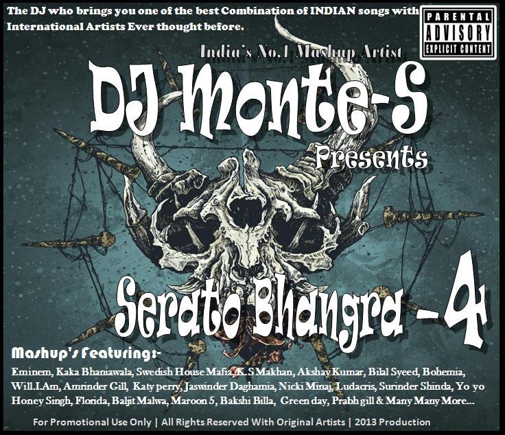 TML | Just Music, Language No Barrier!: Serato Bhangra-4