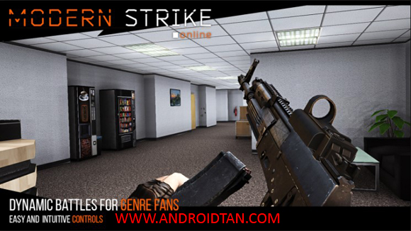 Modern Strike Online Mod Apk for Android