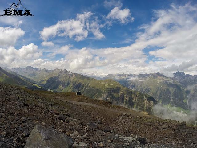 wandern-ischgl paznauntal best mountain artists Fimbatal heidelberger hütte ischgl idalp