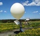 balon radiosonde