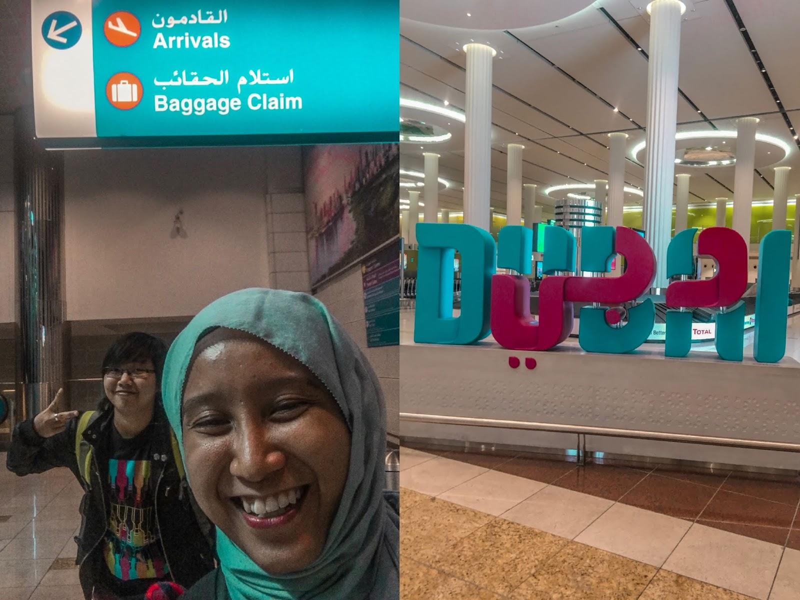 Emirates Dubai Curitan Aqalili