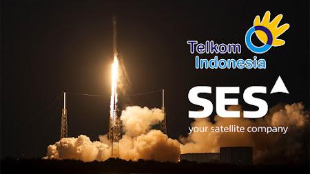 Satelit SES 9 Terbaru di Indonesia