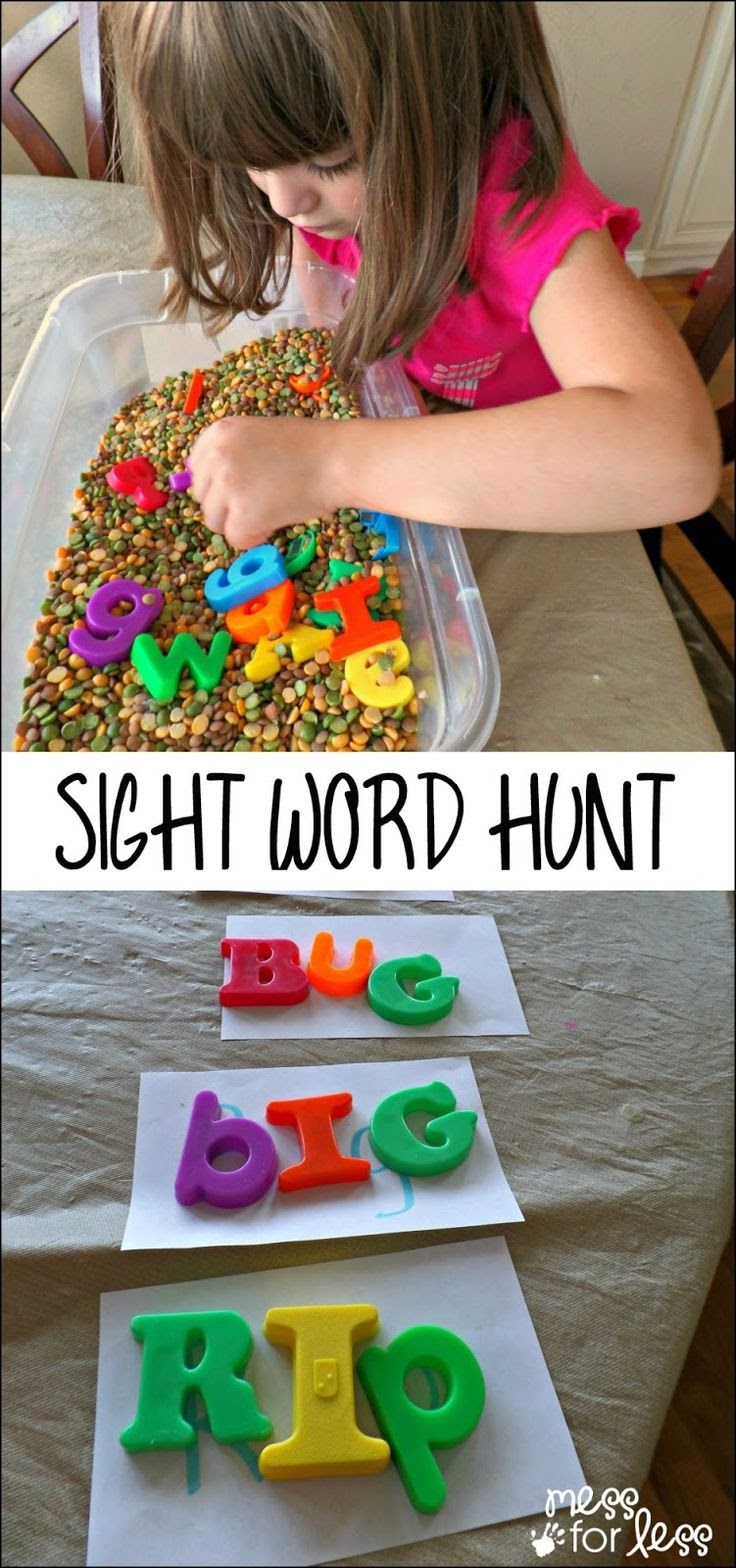 Fly Sight Word Letter Swat