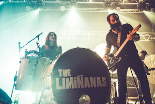 The Limiñanas band photo live