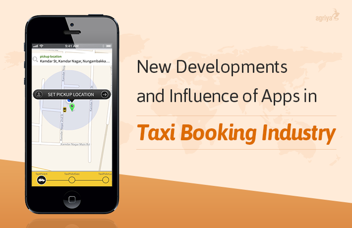 Influence of Taxi Booking Apps