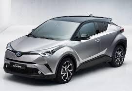 Eksterior Toyota C-HR