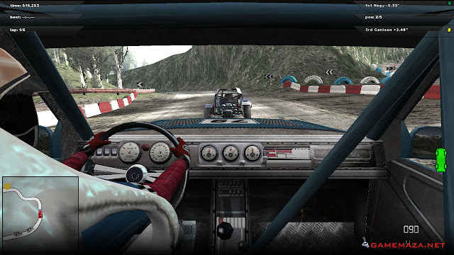 Cross Racing Championship Extreme Screenshot 3