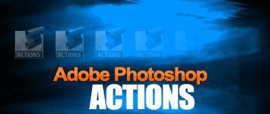 CARA MENGGUNAKAN ACTIONS DALAM PHOTOSHOP