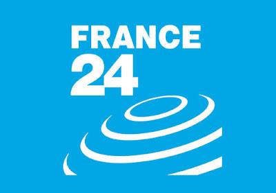تردد قناة فرانس 24 بالعربي 2018 France 24 Nilesat