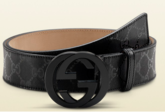 Gucci Belt Serial Number >> The Authenticator: How to Spot A Fake Gucci Interlocking G Buckle Belt