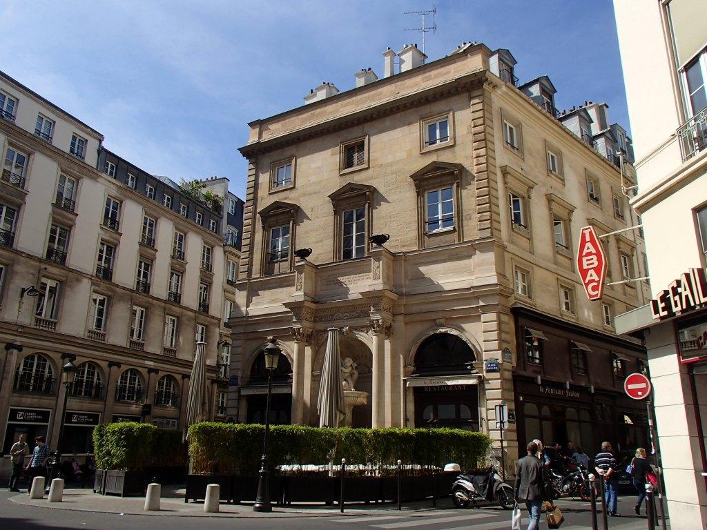 Restaurant Place Gaillon