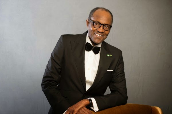 buhari biography
