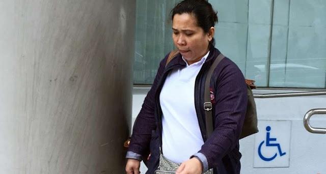 Makan Bakso Majikan Tanpa Ijin Senilai HK$ 100, Wanita Ini Didenda HK$ 800 Oleh Pengadilan