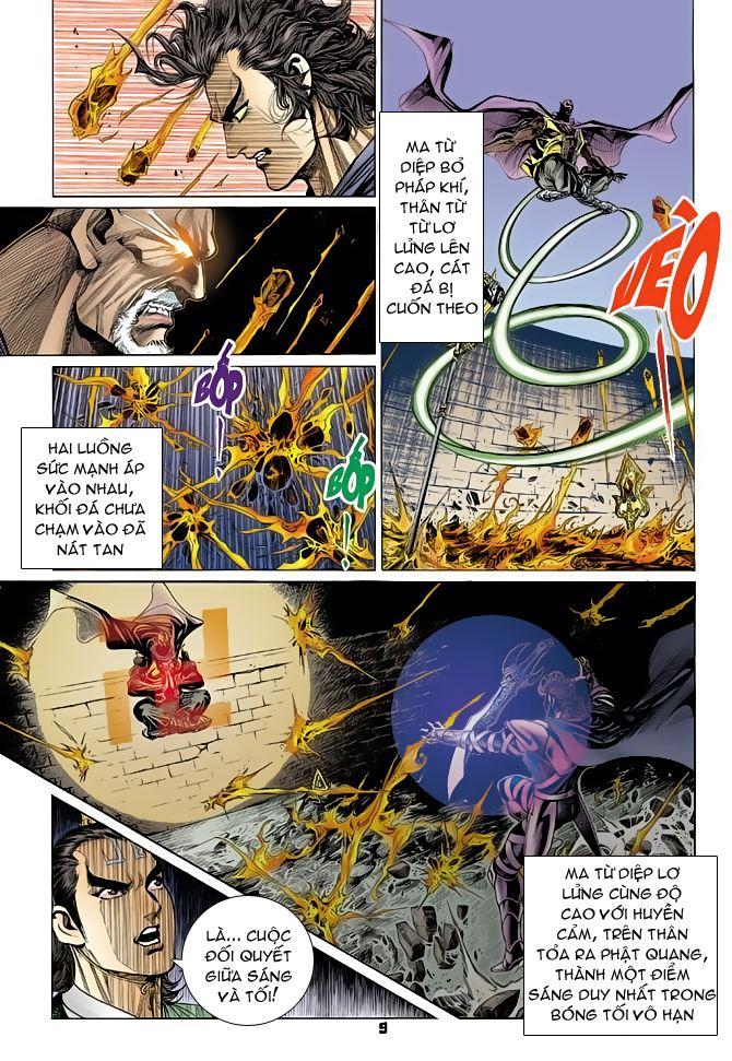 Đại Đường Uy Long chapter 65 trang 9