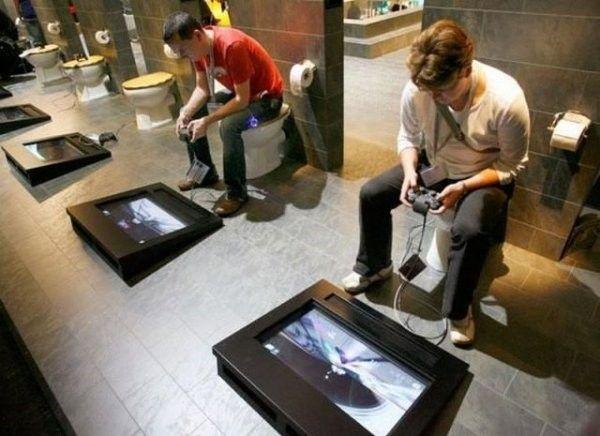 Desain dan Bentuk Toilet Paling Unik Lucu Kreatif dan Paling Berkesan-15