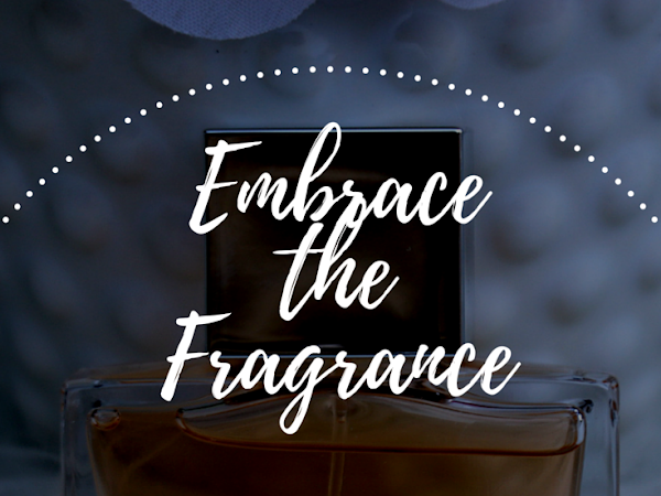Embrace the Fragrance: Vera Wang Embrace Marigold and Gardenia - #VWEmbrace