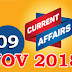 Kerala PSC Daily Malayalam Current Affairs 09 Nov 2018