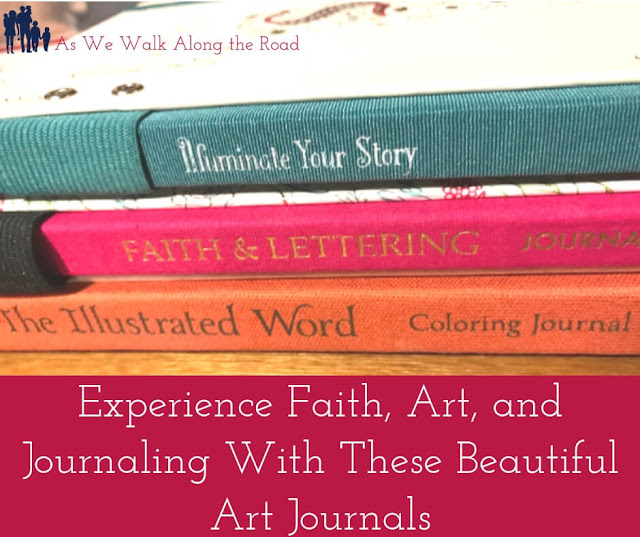 Beautiful art journals review