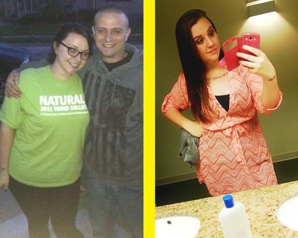 Cùng gặp gỡ cô nàng giảm 18kg trong 4 tháng